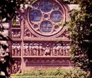 Princeton's Alexander Hall